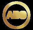 ABO LOGO zlatni prsten 1
